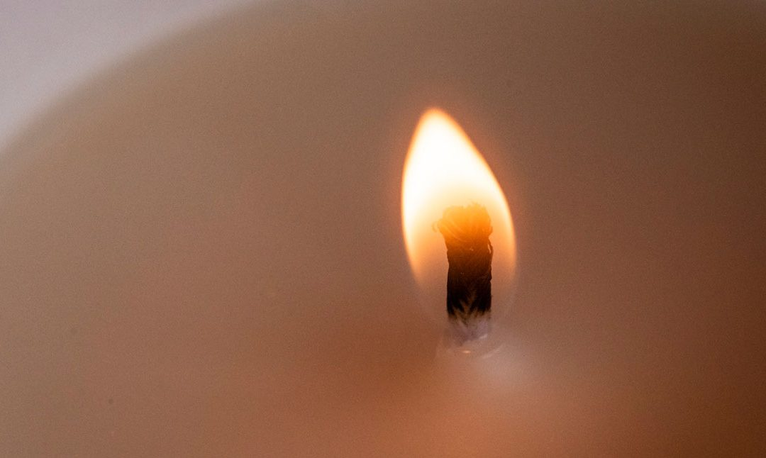 Why use soy wax in scented candles?