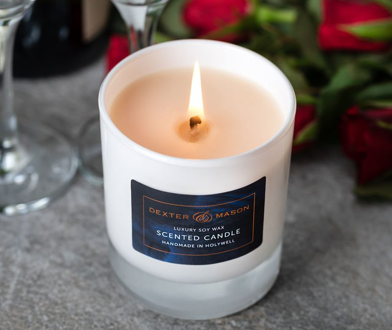 Which scented candles are the best for romance?